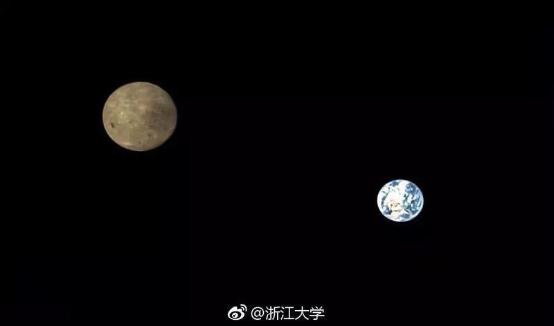 Nombre:  Queqiao Tierra Luna.jpg Vistas: 89 Tamaño: 7,6 KB