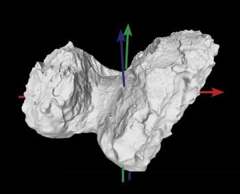 Nombre:  Comet rotation.jpg Vistas: 76 Tamaño: 18,1 KB