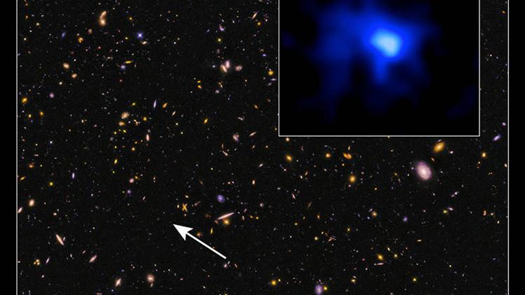 Nombre:  Galaxia mas lejana.jpg Vistas: 149 Tamaño: 87,0 KB
