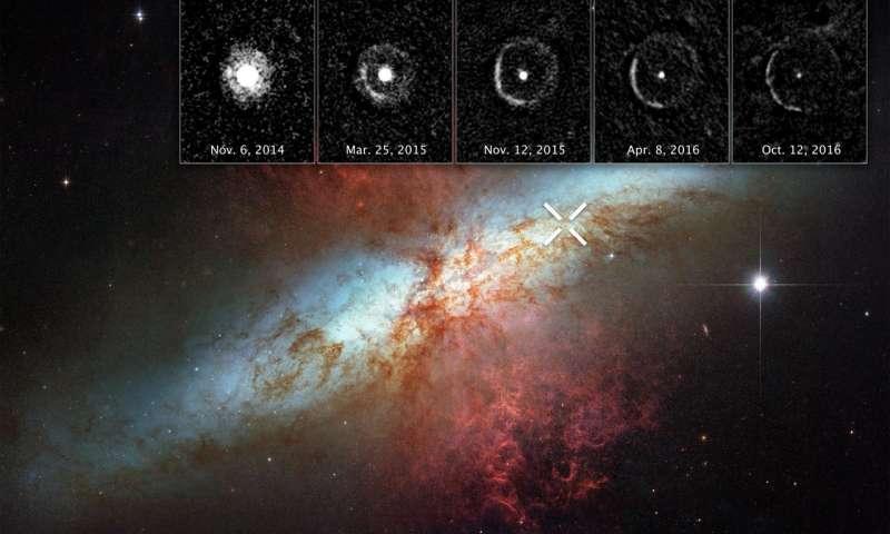 Nombre:  SN2014J.jpg Vistas: 101 Tamaño: 35,3 KB