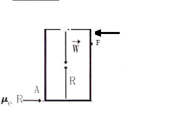 Nombre:  diagrama decuerpo bloque a punto de volcar.png Vistas: 67 Tamaño: 16,0 KB